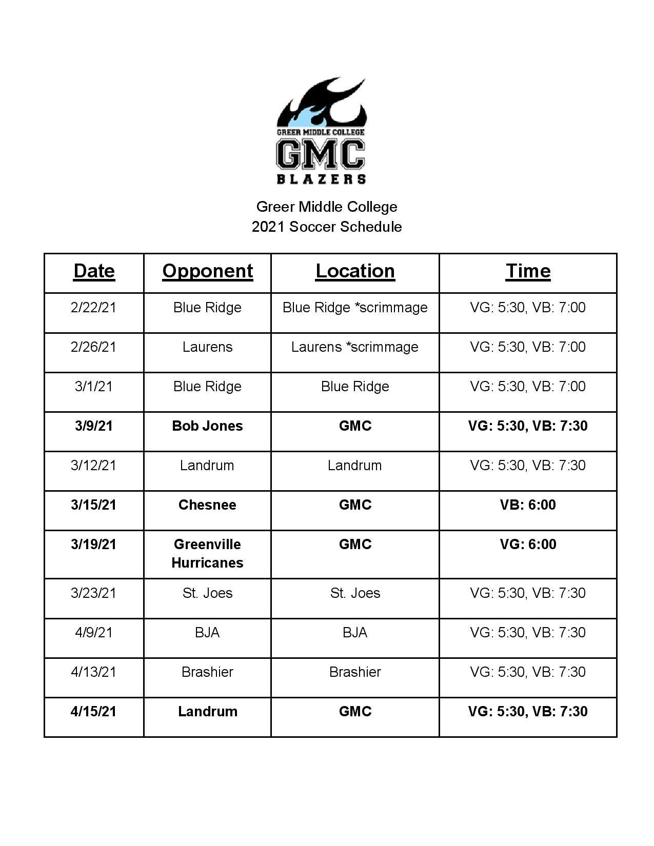 GMC Soccer Schedule 2021-page-001